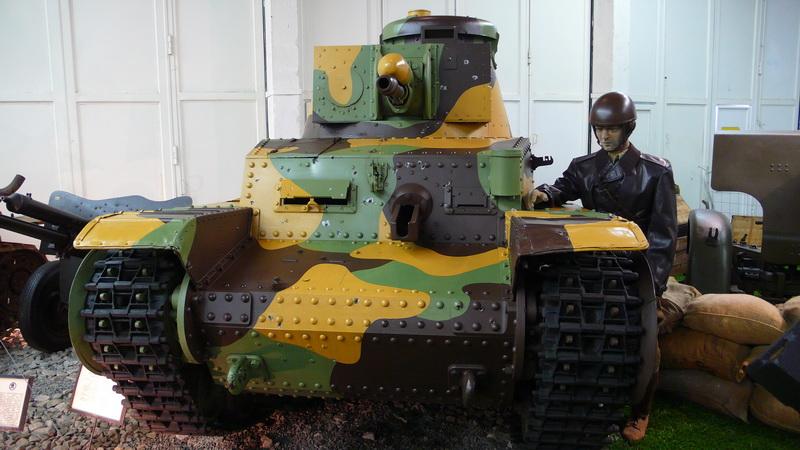 Československý lehký tank ŠKODA LT vz. 35