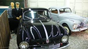 Československé automobily TATRA 600 Tatraplan a ŠKODA 1101 Tudor