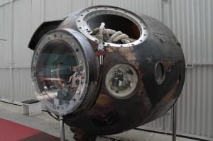 Návratový modul kosmické lodi Sojuz 28 (V. Remek)