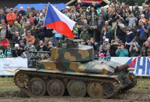 Československý lehký tank PRAGA LT vz. 38
