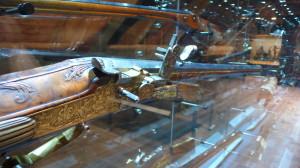 Detail kulovnice s kolečkovým zámkem
