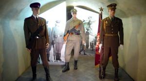 Hradní stráž v období komunistického režimu