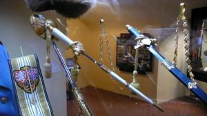 Kord a kordík vz. 2001 z výstroje Hradní stráže