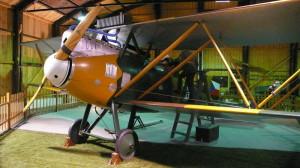 Letov Š-2 v hagánu 1918-1924