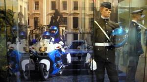 Motorizovaná jednotka Hradní stráže