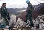 Čeští vojáci v 90. letech v bývalé Jugoslávii obstáli, prozrazuje nová studie