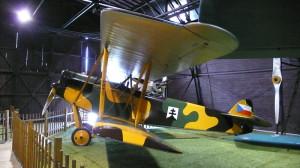 Aero A-12, hangár 1925-1938