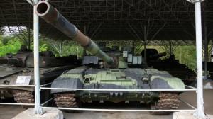 Prototyp československého tanku T72 M4CZ MODERNA