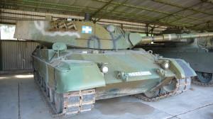 Německý tank LEOPARD 1V