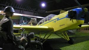 Zlín Z-XII, hangár 1925-1938