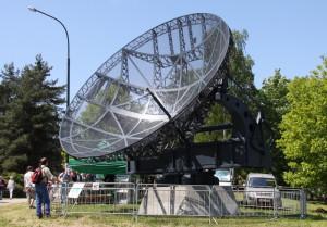 Německý radar WÜRZBURG - RIESE