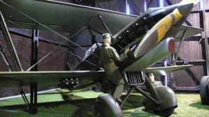 Avia B-534, hangár 1925-1938