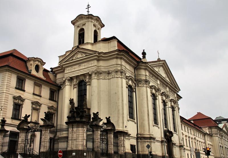 Chrám sv. Cyrila a Metoděje v Resslově ulici
