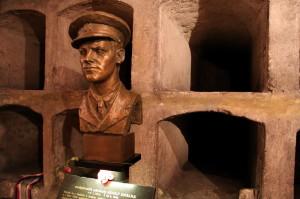 Busta nadporučíka Adolfa Opálky