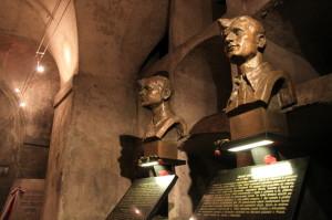 Četař Josef Bublík (vlevo) a četař Jan Hrubý