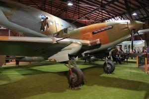 Bitevní letoun Iljušin Il-2, hangár 1939-1945