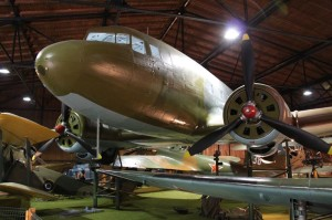 Hangár 1939-1945, transportní letoun Lisunov Li-2