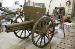 Škodovácký 7,5 cm polní kanón d/29 vz. 11