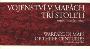 Vojenství v mapách tří století
