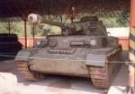 Restaurování německého středního tanku Pz. Kpfw IV