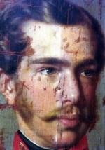 Portrét Františka Josefa I . v mladém věku