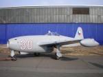 Renovace proudového letounu Jakovlev Jak-17