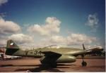 Avia S-92/ Messerschmitt Me 262 A-1a Schwalbe, výr. č. 4