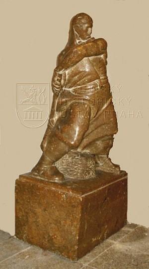 Mayerl Adolf: Kovář; 1922