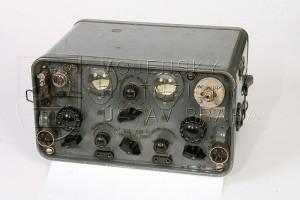 Sovětská rádiová stanice RBM