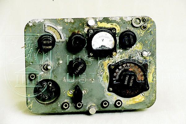 Sovětská agenturní radiostanice SEVER