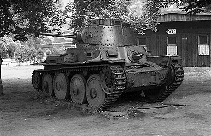 «Тёмная лошадка» Второй мировой: танк русского инженера на службе Вермахта