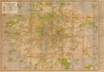 Uliční plán Velké Prahy