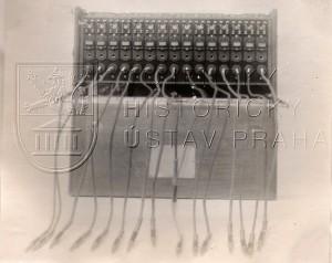Československý patnáctinásobný telefonní přepojovač vz. 23