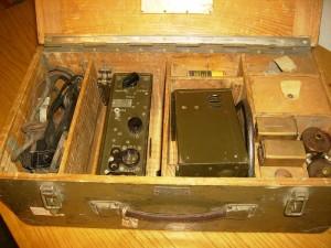 Prototyp rádiové stanice RC-473