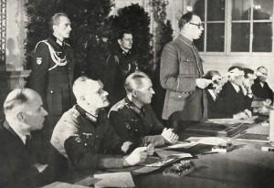 dobová fotografie z Komitétu pro osvobození národů Ruska