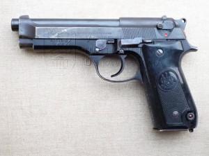 Italská pistole Beretta 92 S