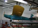 Letoun Praga E-114 M, výr. č. 125