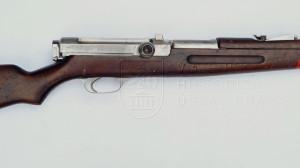 Pokusná samonabíjecí puška Krnka-Hirtenberg