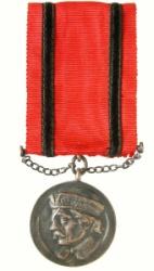Medaile Jana Žižky z Trocnova