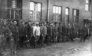1 - První dobrovolníci u Československé vojenské jednotky v Buzuluku