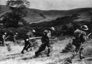 5 - Pěchotní výcvik v Buzuluku, v červenci 1942