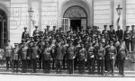 Skupinová fotografie s Tomášem G. Masarykem