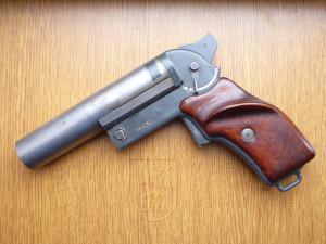 Prototyp signální pistole vz. 44/67
