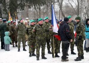 Zástupci Československé obce legionářské