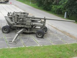 130mm protiletadlový kanón KS-30