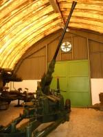 40mm protiletadlový kanón Bofors