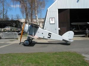 Závodní letoun Aero A-18 C