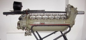 Motor Avia HS 12 YCrs