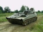 122mm samohybná houfnice 2S1 Gvozdika (Karafiát)