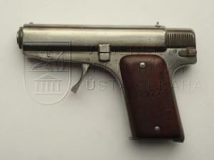 Pistole Fox v ráži 7,65 mm Browning